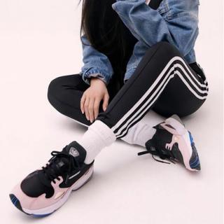 adidas - adidas ファルコン ダッド ピンク