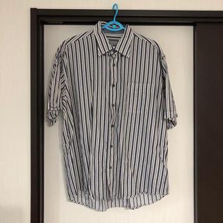 シマムラ(しまむら)のしまむら、VILLAND、半袖Yシャツ、メンズ、3L(シャツ)