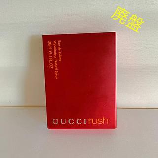 グッチ(Gucci)の⭐︎ グッチ ラッシュ EDT 30ml(香水(女性用))