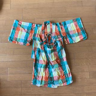 ウィルメリー(WILL MERY)の浴衣110(甚平/浴衣)