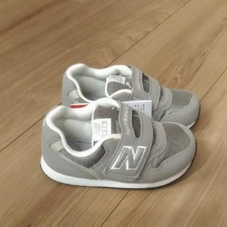 ニューバランス(New Balance)の箱なし ニューバランス ベビー スニーカー 16.0cm グレー(スニーカー)