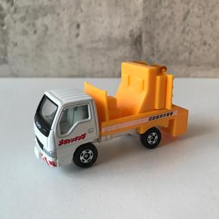 BANDAI - トミカ 道路維持作業車 メガトンダンプ 働く車 ミニカー 建設車両
