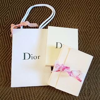 ディオール(Dior)のDior ミスディオール ノベルティ 手帳 ノート(ノベルティグッズ)