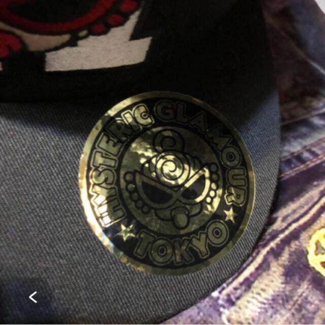 HYSTERIC MINI(ヒステリックミニ)の発送前sale キッズ/ベビー/マタニティのこども用ファッション小物(帽子)の商品写真