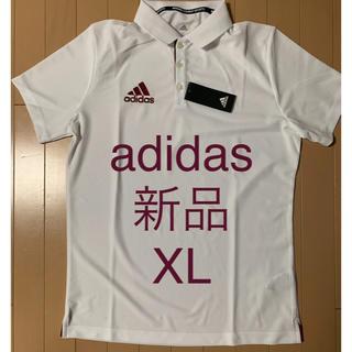 adidas - 処分価格 アディダス adidas 半袖ポロシャツ クライマクール 新品XL
