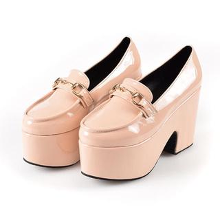 エブリン(evelyn)のevelyn ローファー M(ローファー/革靴)