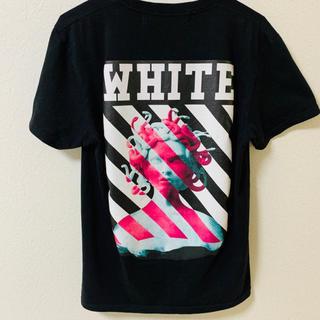 オフホワイト(OFF-WHITE)のWHITE Tシャツ(Tシャツ(半袖/袖なし))