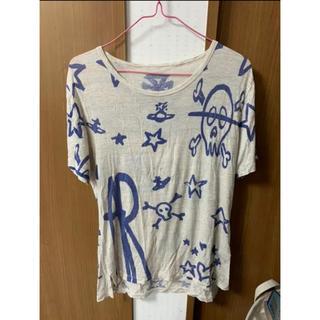 ヴィヴィアンウエストウッド(Vivienne Westwood)のヴィヴィアンウエストウッド MAN Tシャツ 46(Tシャツ/カットソー(半袖/袖なし))