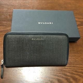 ブルガリ(BVLGARI)のBVLGARI ウィークエンド 長財布(長財布)