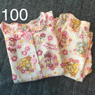 バンダイ(BANDAI)のプリキュア パジャマ 半袖(パジャマ)