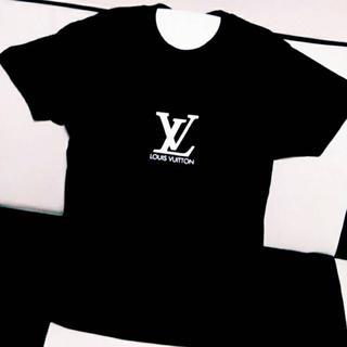ルイヴィトン(LOUIS VUITTON)のブランド ロゴ Tシャツ(Tシャツ(半袖/袖なし))