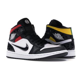 ナイキ(NIKE)の27.5cm Nike air Jordan 1 mid se Q54 quai(スニーカー)