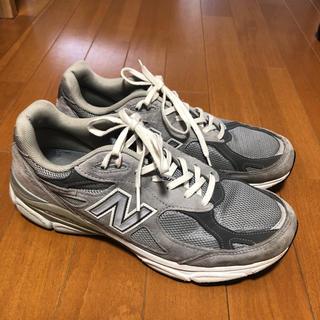 New Balance - ニューバランス 990v3