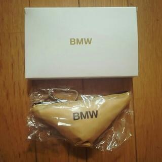 ビーエムダブリュー(BMW)の再再販 BMW オリジナル折りたたみエコバッグ(エコバッグ)