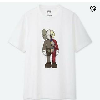 UNIQLO - 新品!ユニクロ×カウズ  UNIQLO×KAWS Tシャツ XS