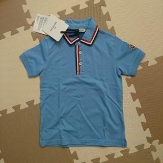 モンクレール(MONCLER)のモンクレールキッズ ポロシャツ(Tシャツ/カットソー)