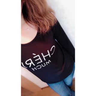 イング(INGNI)のレディース♡INGNIロンT(Tシャツ(長袖/七分))