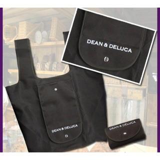 DEAN & DELUCA - DEAN&DELUCA エコバッグ 黒 新品