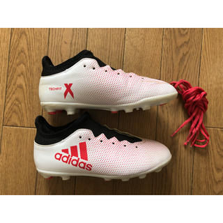 アディダス(adidas)の22.5 アディダス サッカー スパイク(シューズ)