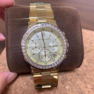 マイケルコース(Michael Kors)のマイケルコース 腕時計 箱付き(腕時計)