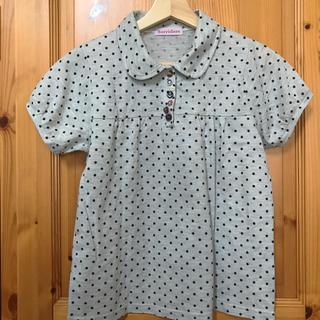 シマムラ(しまむら)のドットポロシャツ(ポロシャツ)