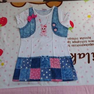 ミキハウス(mikihouse)のミキハウス Tシャツ 100(Tシャツ/カットソー)
