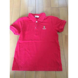 ミキハウス(mikihouse)のミキハウス ポロシャツ 120-130cm(Tシャツ/カットソー)