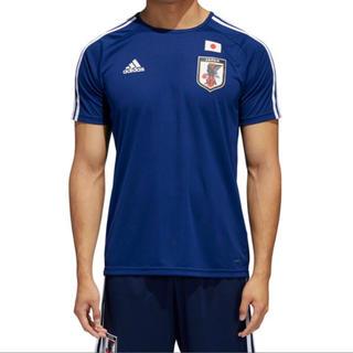 アディダス(adidas)の新品adidasアディダス サッカー日本代表 ホームTシャツ 半袖シャツ(ウェア)