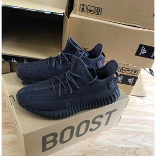 adidas - 【新品】yeezy boost 350 V2 BLACK 27cm