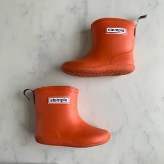 こども ビームス - stample スタンプル 長靴