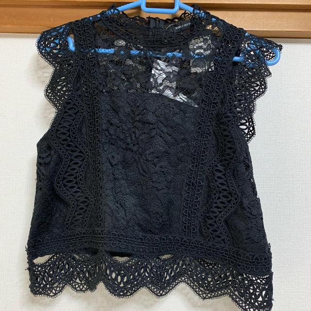 しまむら(シマムラ)のしまむら ブラウス プチプラのあや レディースのトップス(シャツ/ブラウス(半袖/袖なし))の商品写真