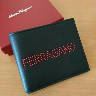 サルヴァトーレフェラガモ(Salvatore Ferragamo)のサルヴァトーレフェラガモ財布 二つ折り(折り財布)