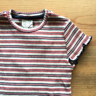 ZARA KIDS - 116㎝ ZARA 新品未使用 リブTシャツ