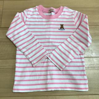 ミキハウス(mikihouse)のミキハウス*ロンT*100(Tシャツ/カットソー)
