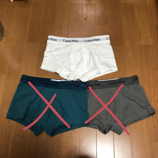 Calvin Klein - カルバンクライン ボクサー パンツ 3枚セット 新品