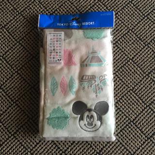 Disney - ミッキーマウス フェイスタオル