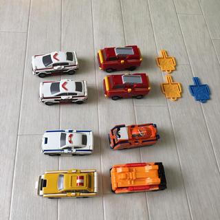 バンダイ(BANDAI)のブーブ マクドナルド 8台セット(電車のおもちゃ/車)