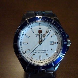 3cf6112284 スイスミリタリー(SWISS MILITARY)のスイスミリタリーHANOWA (腕時計(アナログ))