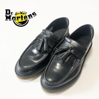 ドクターマーチン(Dr.Martens)のDr.Martens/ADRIAN TASSEL LOAFER UK6 美品(ローファー/革靴)