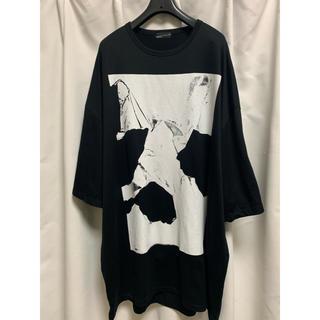ラッドミュージシャン(LAD MUSICIAN)のSUPER BIG T-SHIRT 18ss(Tシャツ/カットソー(半袖/袖なし))