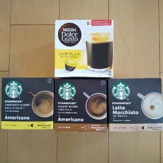 Starbucks Coffee - ネスカフェドルチェグスト★スターバックスコーヒー