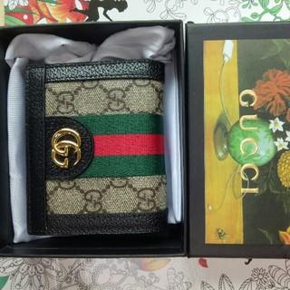 Gucci - Gucci フック式 短財布