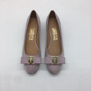 サルヴァトーレフェラガモ  靴/シューズ ハイヒール サイズ36