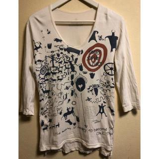 Wiwienn Westwood / 七分袖Tシャツ