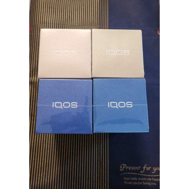 IQOS(アイコス)のアイコス3 本体 【未登録】 4台 セット iQOS3キット スマホ/家電/カメラのスマホ/家電/カメラ その他(その他)の商品写真