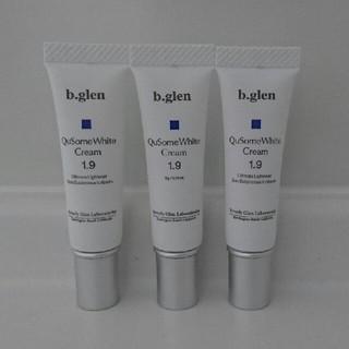 ビーグレン(b.glen)のホワイトクリーム1.9 トライアルサイズ(フェイスクリーム)
