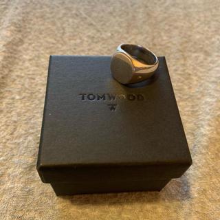 ロンハーマン(Ron Herman)のトムウッド 指輪 オーバルリング(リング(指輪))