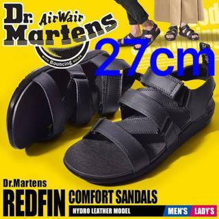 ドクターマーチン(Dr.Martens)のDr.Martens レッドフィン 27(サンダル)