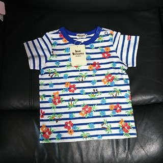 ミキハウス(mikihouse)のミキハウス  80cm   シャツ(Tシャツ)