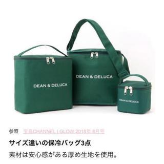 ディーンアンドデルーカ(DEAN & DELUCA)のディーンアンドデルーカ  保冷バッグ 4点セット(弁当用品)